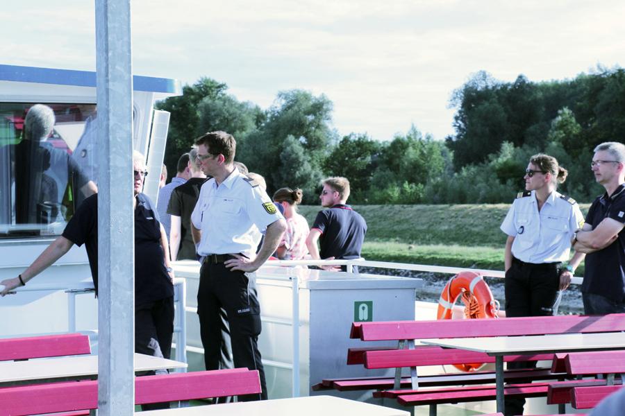 Wasserschutzpolizei Karlsruhe